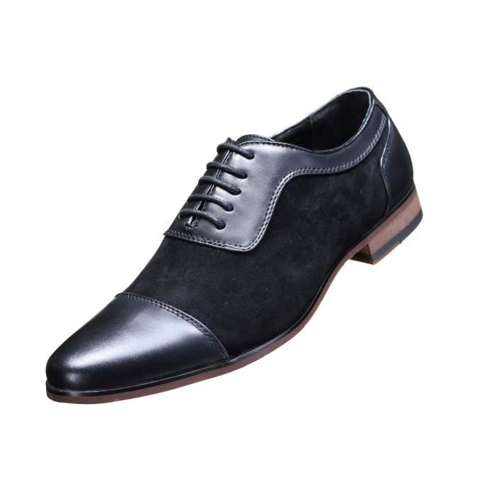 Chaussure Derbie Galax Gh3061 Black mrybbua3