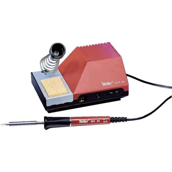 Weller WHS40-contrôle de température du fer soudure