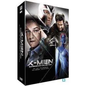 DVD FILM DVD Coffret intégrale X-men