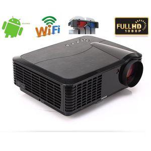 Vidéoprojecteur 4500 Lumen Résolution native 1920 x 1080 FULL HD 7