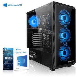 UNITÉ CENTRALE  Megaport Unité centrale PC gamer Argonaut 4-Core A