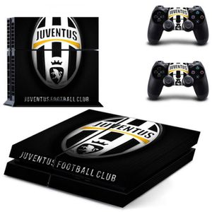 STICKER - SKIN CONSOLE Sticker-decal Autocollant Ps4 - juventus football