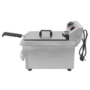 FRITEUSE ELECTRIQUE Friteuse electrique 10L inox neuf neuve profession