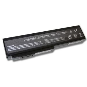 BATTERIE INFORMATIQUE Batterie pour ASUS N53SV-XE1 Ordinateur PC Portabl