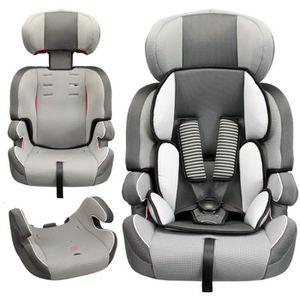 SIÈGE AUTO Siège auto évolutif Groupe 1,2,3 pour bébés et enf