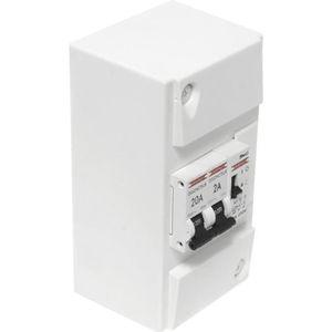 TABLEAU ÈLECTRIQUE DEBFLEX Tableau électrique pré-câblé pour chauffe-