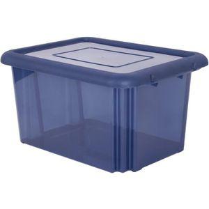 BOITE DE RANGEMENT EDA PLASTIQUE Boîte de rangement Funny Box 55 L -