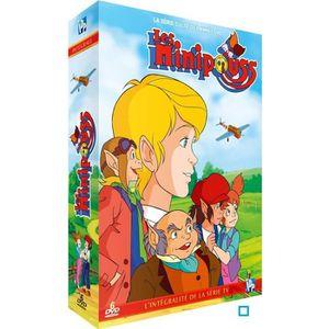 DVD MANGA Les Minipouss - Intégrale de la série TV (Coffret