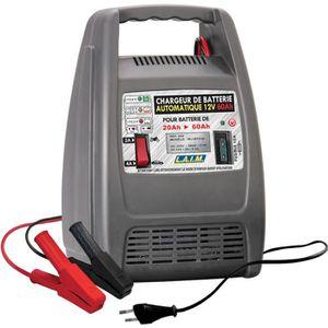 CHARGEUR DE BATTERIE Chargeur Batterie 12V 60AH Automatique (6A)