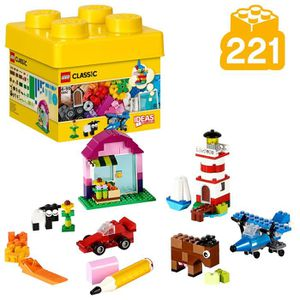 ASSEMBLAGE CONSTRUCTION LEGO® Classic 10692 Les Briques créatives - 221 pi