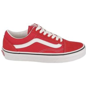 Vans old skool rouge