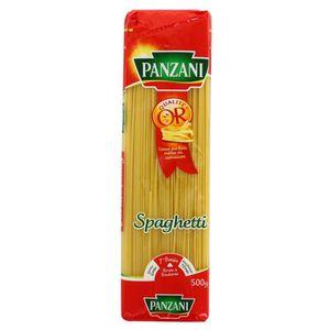 PÂTES ALIMENTAIRES Panzani Pâtes spaghetti 500g