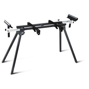 MODULE OUTILS Table pied support pour scie à onglet 195X53X92CM