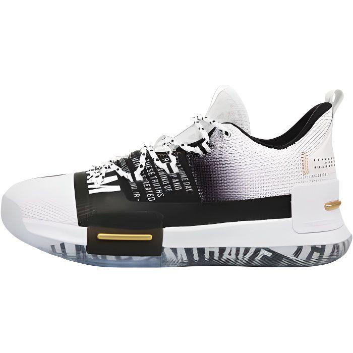 Chaussures de basketball Lou Williams 3 MLK - blanc/noir - 44