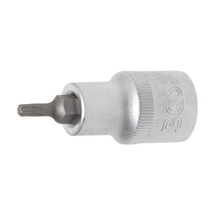 Douille à embouts 12,5 mm (1/2-) profil T (pour Torx) T20