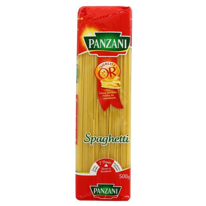 Spaghetti 500 g Panzani