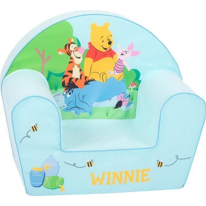 Disney - Winnie & friends Fauteuil Bleu