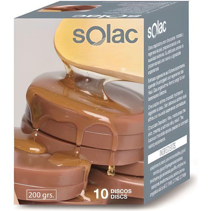 Solac 21284 Recharge de 10 pastilles cire chocolat