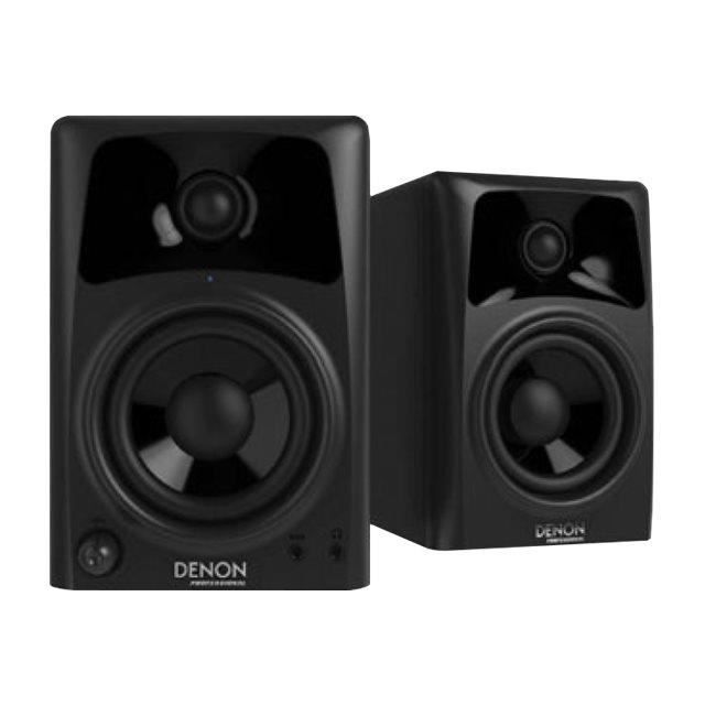 denon pro dn304sam enceintes monitoring paire. Black Bedroom Furniture Sets. Home Design Ideas