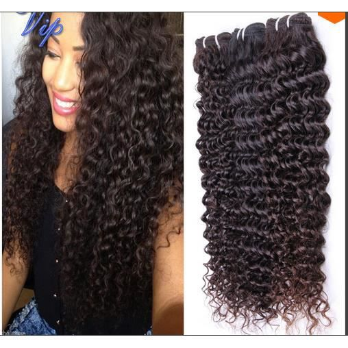 1 piecetight curly br silienne extension cheveux vierge 6a non trait cheveux 16 pouces achat. Black Bedroom Furniture Sets. Home Design Ideas