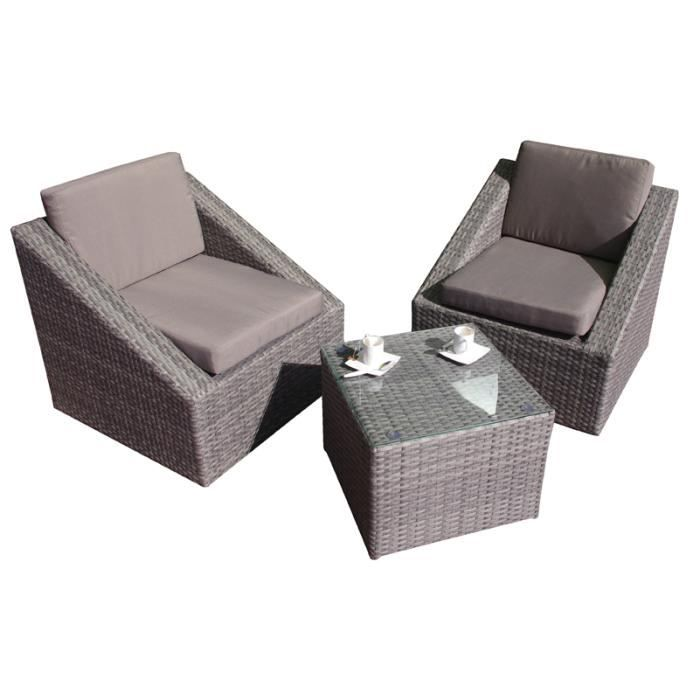 set balcon club achat vente salon de jardin set balcon club cdiscount. Black Bedroom Furniture Sets. Home Design Ideas