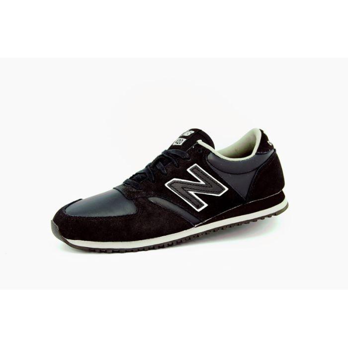 chaussure new balance cuir noir