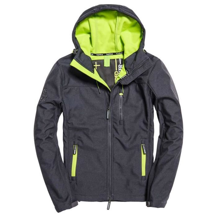 Blousons Hooded Vêtements Homme Windtrekker Superdry 0wwFq6x