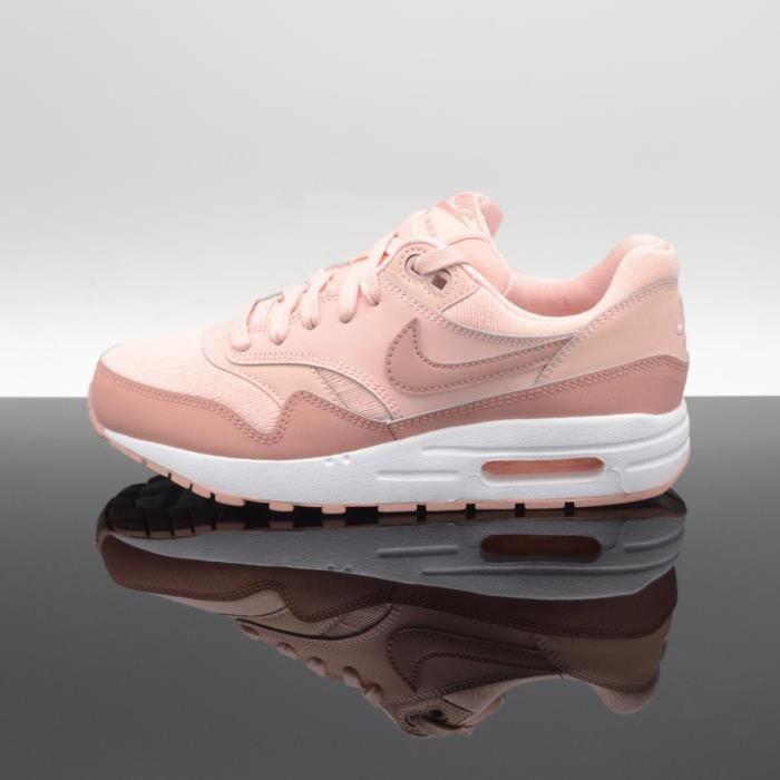 air max 1 femme rose