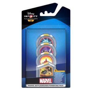 FIGURINE DE JEU Pack de Power Discs battlegrounds Disney Infinity