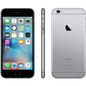 SMARTPHONE iPhone 6s 32 Go Gris Sideral Reconditionné - Très
