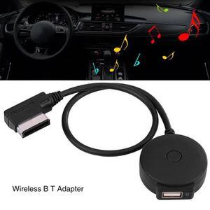 BOITIER ÉLECTRONIQUE NAKESHOP Adaptateur USB de voiture AMI MDI Bluetoo