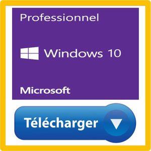 SKIN - STICKER Windows 10 fr en telechargement - Seulement Email