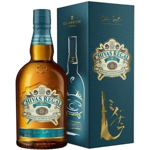 WHISKY BOURBON SCOTCH Chivas Regal, Mizunara - 0,70L