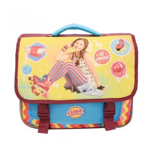 CARTABLE CARTABLE 38 CM ROSE-SOY LUNA DISNEY