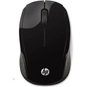 SOURIS HP Souris optique sans fil - Wireless Mouse 200 -
