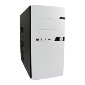 BOITIER PC  MINI LC-POWER 2003MB WEIß USB3.0 2003MW