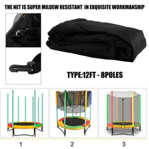 Bodyrip Rechange Trampoline Filet de Sécurité Enceinte Surround 8ft 10ft 12ft