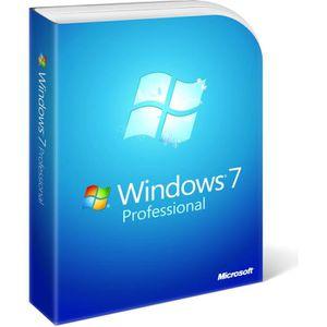SYSTÈME D'EXPLOITATION Microsoft Windows 7 Professional w/SP1 - Licenc…