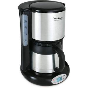 CAFETIÈRE cafetière électrique programmable de 0,9L pour 8 a