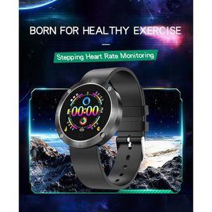 MONTRE CONNECTÉE OUKITEL W5 Smart Watch Moniteur de fréquence cardi