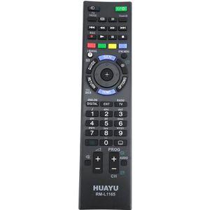 Téléviseur LED TéLéCommande Universelle RM-L1165 pour TéLéViseur