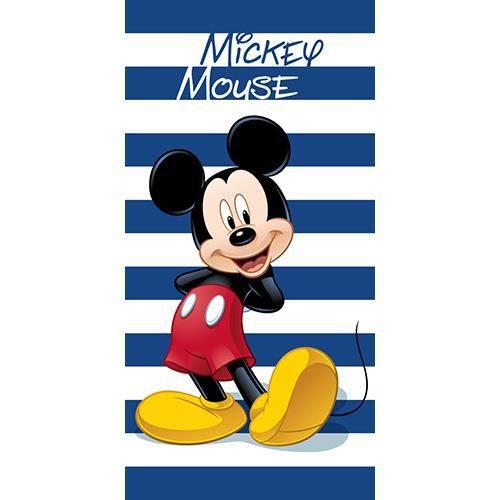Drap de Plage Mickey - Serviette de Plage Mickey 70 x 140