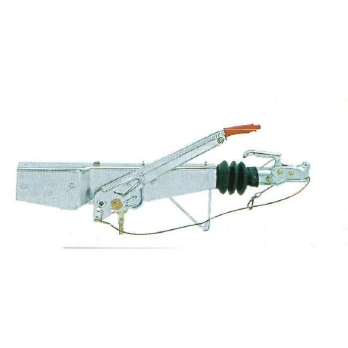 Tête d'attelage freinée AL-KO 161S fixation monopoutre section: 70 mm