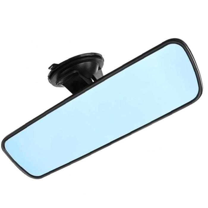 Rétroviseur intérieur Miroir avec ventouse d'aspiration ANTILE EFLEMENT ANGLE ANGLE LIGNE UNIVERSAL Spot Spot Bleu