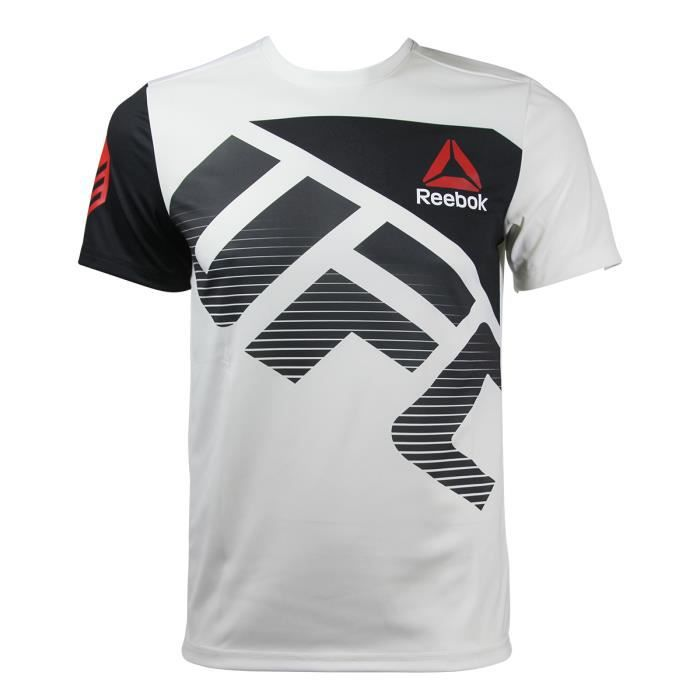 Reebok UFC FIGHT KIT CONOR MC GREGOR JERSEY Maillo