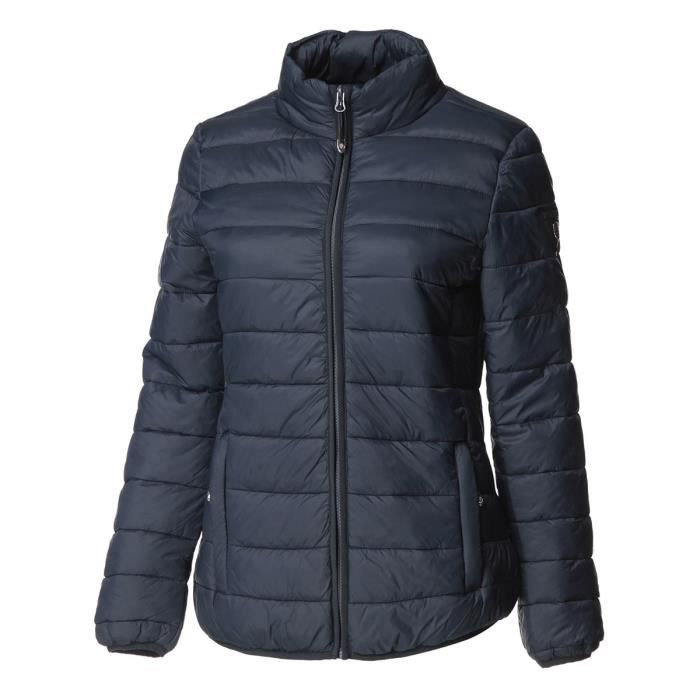 GEOGRAPHICAL NORWAY Doudoune Areca Basic 001 + BS - Femme - Marine