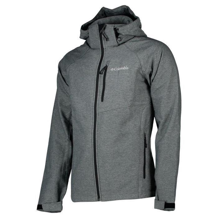 Vêtements Homme Vestes Columbia Cascade Ridge Ii Softshell
