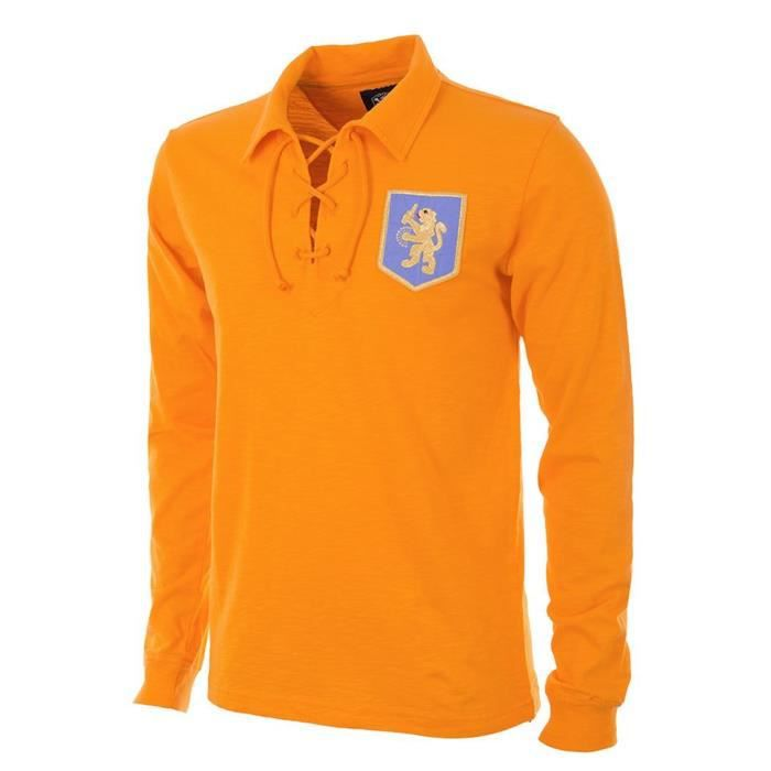 Maillot Copa Pays-Bas 1934