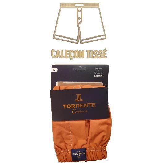 Torrente caleçon Homme 100% Coton R 6