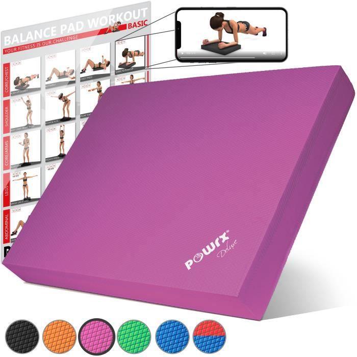 Balance Pad Deluxe différentes couleurs Couleur: Rose